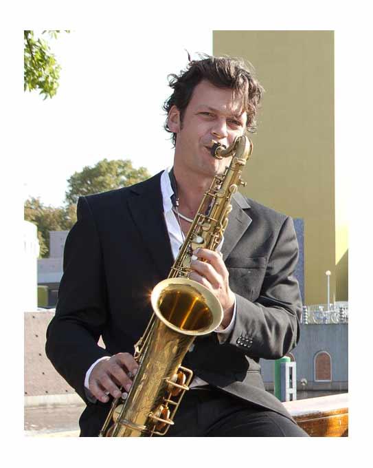 Marijn Freeve saxofoon lessen groningen saxofoonles