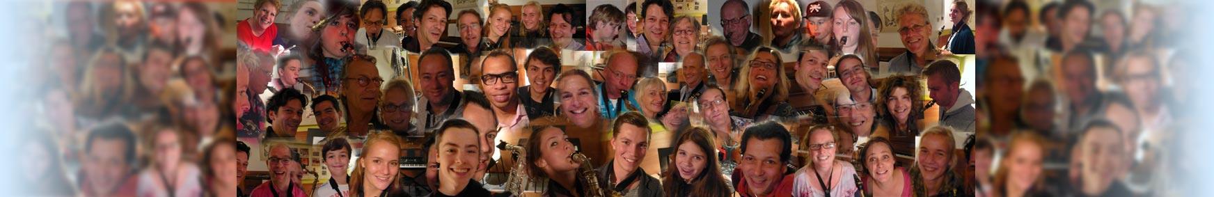 saxofoonles groningen leerlingen saxofoon